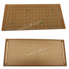1 x Single Side 10x22 cm 100x220 mm Prototype PCB Universal Circuit Bread Board