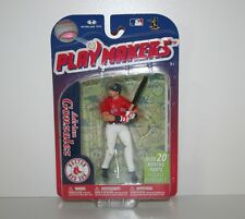 "ADRIAN GONZALEZ 4"" action figure PLAYMAKERS McFarlane Toys Red Sox MLB 2011"