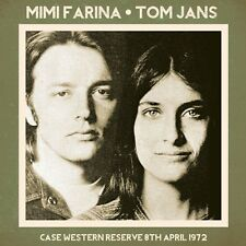 Mimi Farina & Tom Jans - Case Western Reserve 08-04-72. New CD + sealed
