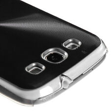 SAMSUNG GALAXY S3 i9300 i747 L710 ALUMINUM BACK COVER BLACK