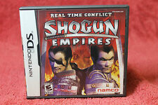 Real Time Conflict Shogun Empires (RARE)  NDS