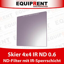Skier 4x4 Hot Mirror IR ND 0.6 Filter mit Anti-Infrarot / IR-Cut (AAA3768) EQF36