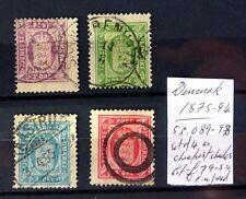 DENMARK 1875/94 As Described FP9509