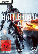 Battlefield 4 (PC, 2013, DVD-Box)