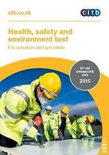 Health, Safety and Environment Test for Operatives and Specialists: GT 100/15 D…