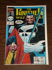 PUNISHER WAR JOURNAL #43 VOL1 MARVEL COMICS JUNE 1992