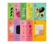 Holika Holika Pure Essence Face Mask Sheet All Type (10 Piece Set) *UK*