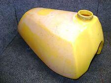 YAMAHA OEM GAS FUEL PETRO PLASTIC TANK YZ250 YZ400 YZ 250 400 1977-1978 AHRMA