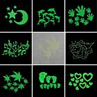 1 Set of Variety Of Glow In The Dark Ceiling Fluorescent Home Wall Sticker