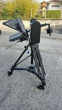 VINTEN RADAMEC AutoCam HS-105P Tripod Video Camera + EIZO S1701 - (GP31)