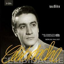 Edition Sergiu Celibidache - Comp Rias Recordings, New Music