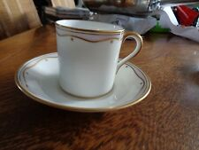 VINTAGE  PARAGON BONE CHINA MADE IN ENGLAND TEA CUP AND SAUCER #d
