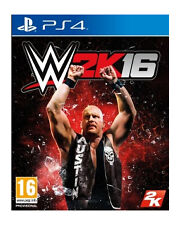 WWE 2K16 PlayStation 4