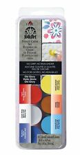 FolkArt Dry Brush STENCIL CREME Cream Paint Set 6/Pkg ~ OLD GLORY