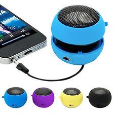 Mini Portátil Hamburg Amplificador De Altavoz Para Ipad Iphone