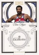 #5/5 (ONLY 5 1/1) 2009-10 NATIONAL TREASURES CENTURY ELVIN HAYES NON-AUTO $100?
