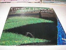 GEORGE BENSON CAST YOUR FATE TO THE WIND LP NM CTI CIT8030 1976