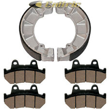 Fits Honda CB700SC NIGHTHAWK S 1984 1985 86 FRONT BRAKE PADS REAR BRAKE SHOES