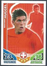 TOPPS MATCH ATTAX WORLD CUP 2010-SWITZERLAND-BENJAMIN HUGGEL