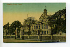 Wales - Cardiff, University College, early