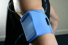 Y Fumble Sports Pocket Jogging Phone Armband Iphone Pouch Strap - Blue - Size L