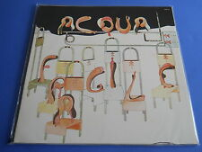 LP ITALIAN PROG ACQUA FRAGILE - ACQUA FRAGILE - JAPAN POSTER COVER