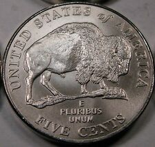 2005-P-D BUFFALO NICKEL IN BU/UNCIRCULATED CONDITION (SEE PICTURES)