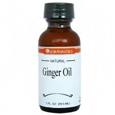 LorAnn Hard Candy Flavoring Oil GINGER OIL FLAVOR  1 oz.