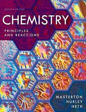 Chemistry: Principles and Reactions, Neth, Edward, Hurley, Cecile N., Masterton,