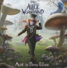 Danny Elfmann - Alice In Wonderland (2010) RARE OST DISNEY