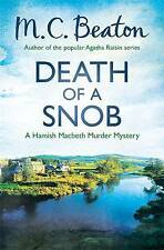 Death of a Snob by M. C. Beaton (Paperback, 2013)