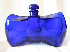 Vintage  GUERLAIN COQUE D'OR BACCARAT Bottle, 4.2 oz  Rare Flacon Noeud Papillon