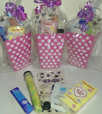 Girls Pre Filled Luxury Party Bags Birthday Party Pamper Sleepover Wedding Hens
