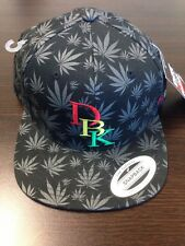 "Dirt Bike Kids ""Rasta"" SnapBack Hat"