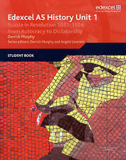 Edexcel GCE History AS Unit 1 D3 Russia in Revolution, 1881-1924: from...