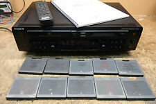 Sony MXD-D3 CD Minidisc Home Recorder Near Mint With Remote and Manual