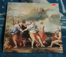 A DANCE TO THE MUSIC OF TIME FRENCH HARPSICHORD MUSIC UK LP UEA 83087 ROBLOU