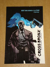 CROSS BRONX MICHAEL AVON OEMING GRAPHIC NOVEL V1 IMAGE COMICS   9781582406909
