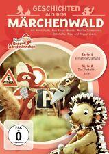 HERR FUCHS UND FRAU ELSTER - 04/GESCHICHTEN... VERKEHRSERZIEHUNG  DVD NEU