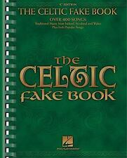 NEW The Celtic Fake Book: C Edition by Paperback Book (English) Free Shipping
