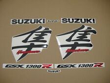 GSX 1300R Hayabusa 2003 40th Anniversary full decals sticker graphics set kit 03