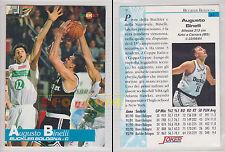 JOKER BASKET Serie A1 1994-95 - Augusto Binelli # 7 - Buona