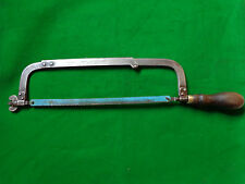 HERO HACKSAW Extension Saw Frame  USA  ADJUSTABLE  RARE  ANTIQUE ? Collectable
