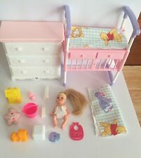 Mattel Barbie Krissy & accessories