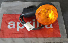 NEW GENUINE APRILIA RSV 1000/SL LH FRONT/RH REAR  TURN INDICATOR AP8124471 (GB)
