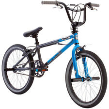 "20"" Mongoose Mode 100 Boys' BMX Bike Steel Frame Stunts Tricks Kids Bicycle New"
