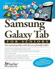 Samsung Galaxy Tab for Seniors (Computer Books for Seniors series), Studio Visua