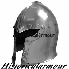 Cheap Halloween Costumes, Adult Halloween Costumes Barbuta Armor Helmet D7H8U