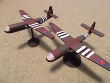 Flames of War 15 mm, 1/144 Scale, British HORSA Glider Aircraft (set of 2)