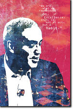 GARRY KASPAROV ART PHOTO PRINT POSTER GIFT CHESS QUOTE GARY